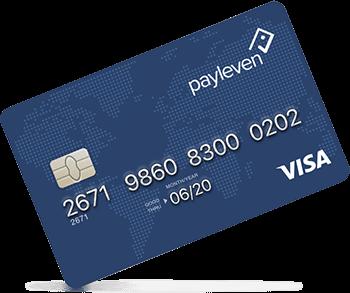 Cartão Payleven