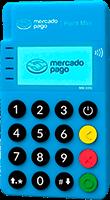Maquininha Mercado Point Mini com NFC