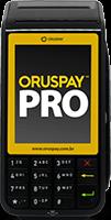 Maquininha Oruspay Pro