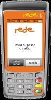 Maquininha Redecard