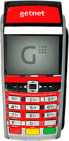 Maquininha SuperGet 3G + Wi-Fi